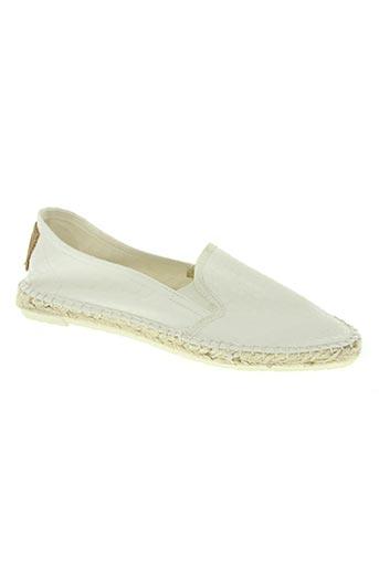 replay chaussures femme de couleur blanc