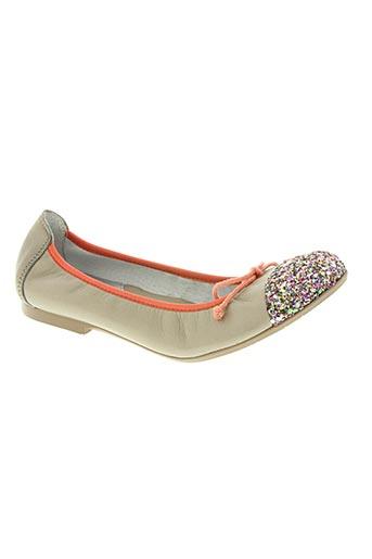 acebos chaussures femme de couleur beige