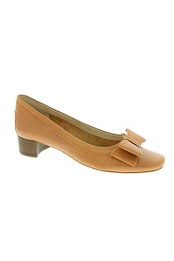 jb martin chaussures femme de couleur marron