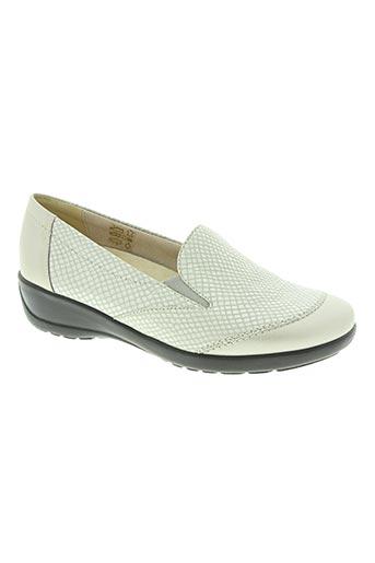 goldkrone chaussures femme de couleur gris