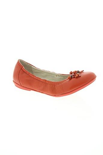 tty chaussures femme de couleur rouge