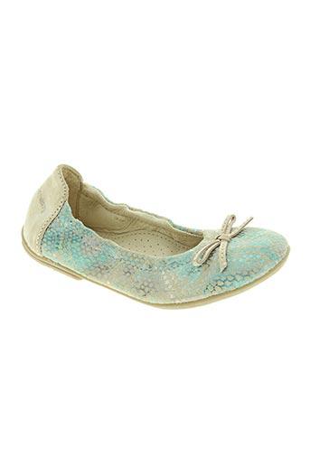 ramdam chaussures fille de couleur beige