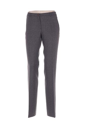 Pantalon casual marron COSTURA 40 pour femme