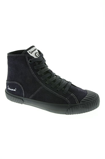 vespa chaussures femme de couleur bleu