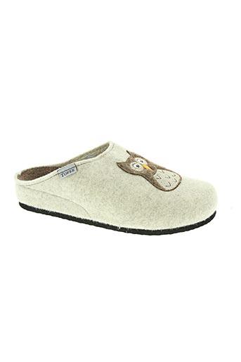 tofee chaussures homme de couleur beige