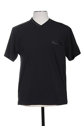 giorgio bellini t-shirts homme de couleur noir