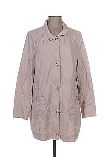 Imperméable/Trench beige C.MISSARO pour femme