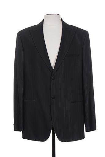 meynal vestes homme de couleur noir