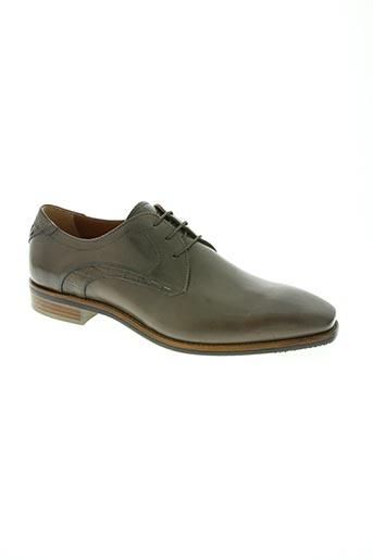 nero giardini chaussures homme de couleur marron