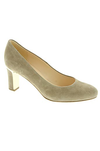 peter kaiser chaussures femme de couleur beige