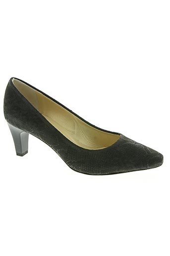 peter kaiser chaussures femme de couleur noir