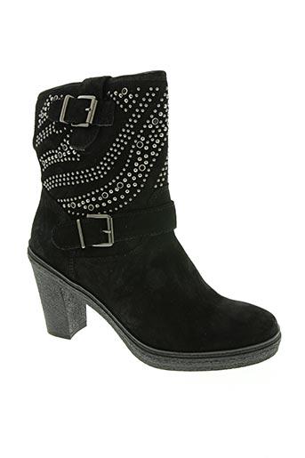 Bottines/Boots noir IGI & CO pour femme
