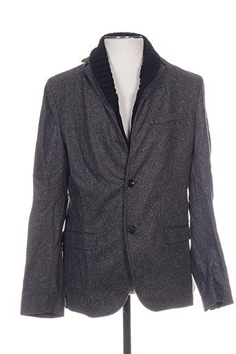 Veste chic / Blazer noir DESIGUAL pour homme