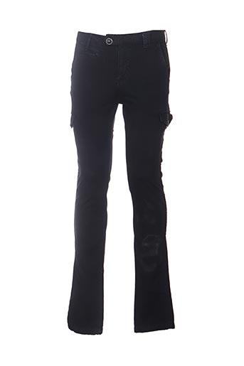 Pantalon casual bleu DESIGUAL pour homme