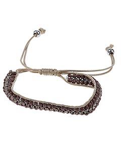 Bracelet beige AUTOUR D'ELLE pour femme