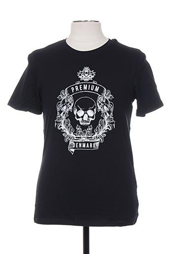 jack & jones t-shirts homme de couleur noir