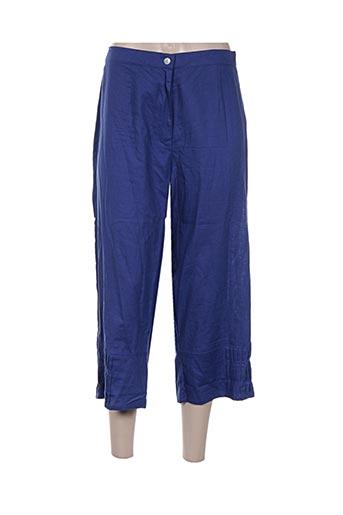 garuda garuzo pantacourts femme de couleur bleu