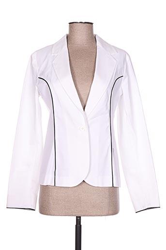 Veste chic / Blazer blanc LA MARTINA pour femme
