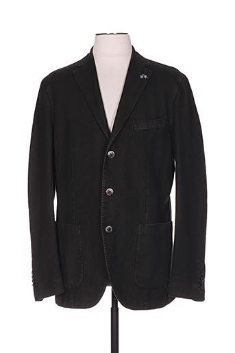 Veste casual noir LA MARTINA pour homme