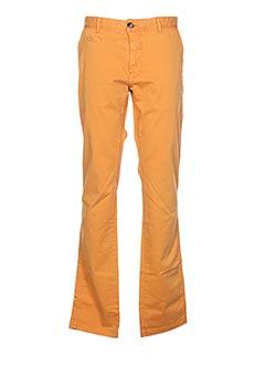 Pantalon casual orange LA MARTINA pour homme
