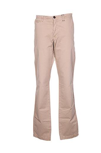 Pantalon casual beige LA MARTINA pour homme