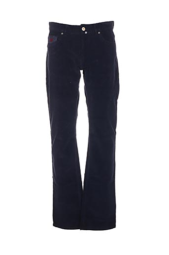 Pantalon casual bleu LA MARTINA pour homme