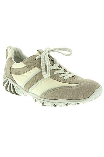 allrounder chaussures femme de couleur beige