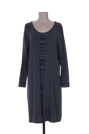 alain murati robes femme de couleur gris