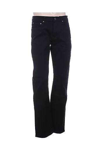avanez jeans homme de couleur noir