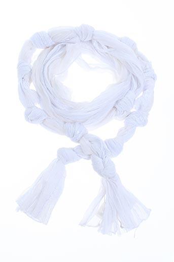 dikton's accessoires femme de couleur blanc