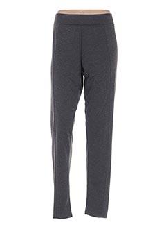 Pantalon casual gris FUEGOLITA pour femme