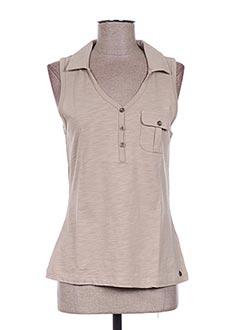 Produit-T-shirts-Femme-FIL D'ECUME