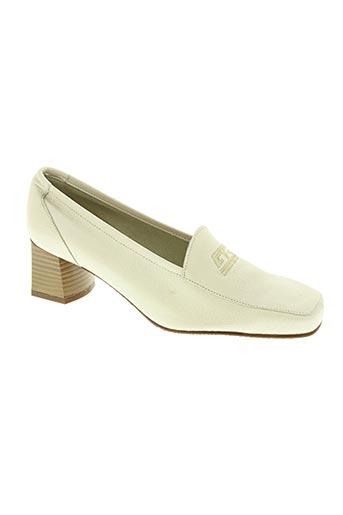 glad'ys chaussures femme de couleur beige