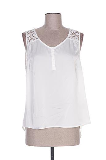 weinberg t-shirts femme de couleur beige