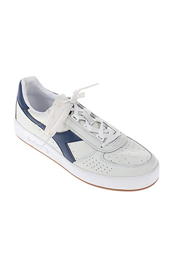 diadora chaussures homme de couleur bleu