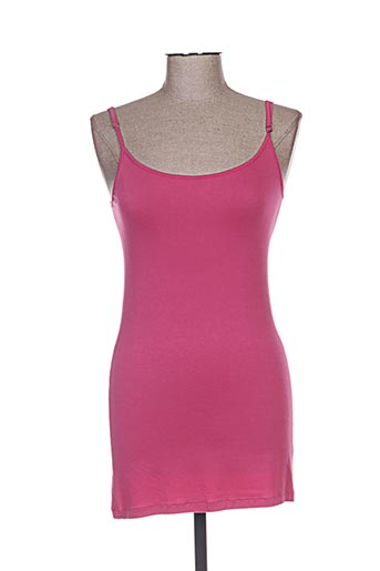 arti maglia chemises femme de couleur rose