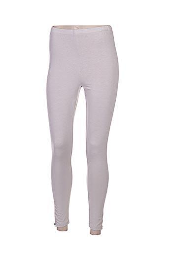 Legging gris BUGARRI pour femme