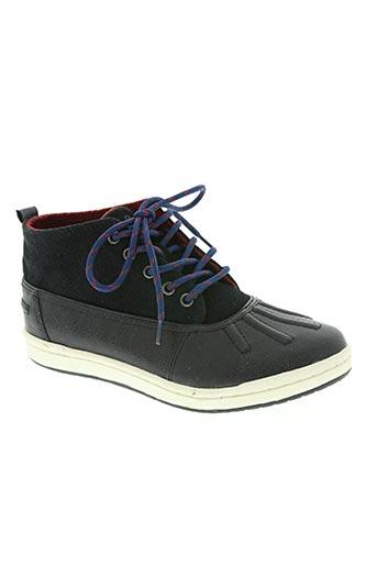 creeks chaussures femme de couleur bleu