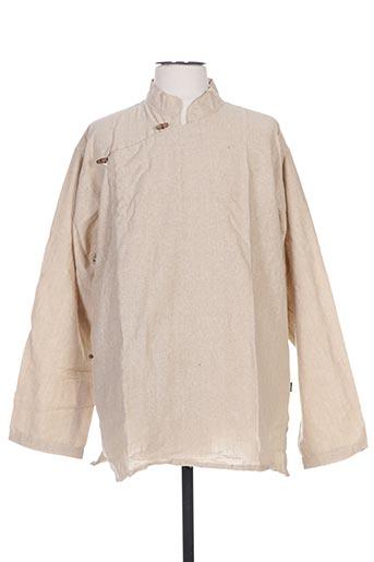Veste casual beige GOA pour femme