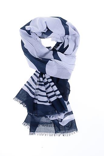 caroll accessoires femme de couleur bleu