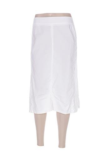 lisa chesnay jupes femme de couleur blanc