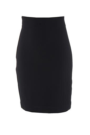 shirting jupes femme de couleur noir