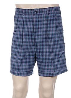 Shorts Et Bermudas Homme De Couleur Violet En Soldes Pas Cher - Modz c04bad60f61