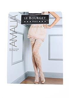 Bas LE BOURGET Femme En Soldes Pas Cher - Modz a8f2c2cdb3d