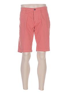Produit-Shorts / Bermudas-Homme-LA SQUADRA