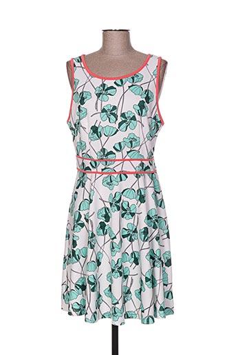 my collection robes femme de couleur vert