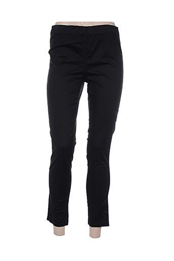 share female pantalons femme de couleur noir
