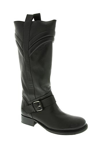 greenfit chaussures femme de couleur noir
