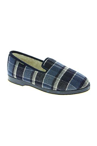 la vague chaussures homme de couleur bleu