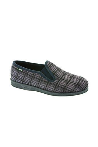 la vague chaussures homme de couleur violet